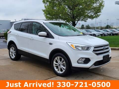 2017 Ford Escape for sale at Ken Ganley Nissan in Medina OH
