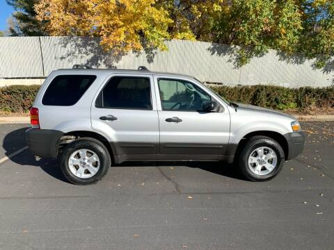 2005 Ford Escape for sale at BITTON'S AUTO SALES in Ogden UT