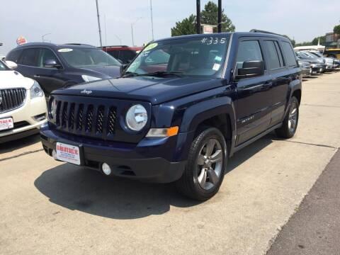 2014 Jeep Patriot for sale at De Anda Auto Sales in South Sioux City NE