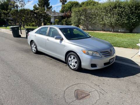 2011 Toyota Camry for sale at PACIFIC AUTOMOBILE in Costa Mesa CA