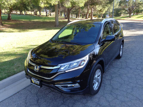 2015 Honda CR-V for sale at N c Auto Sales in Los Angeles CA