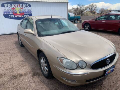 2005 Buick LaCrosse for sale at Praylea's Auto Sales in Peyton CO