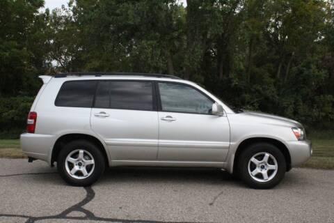 2005 Toyota Highlander for sale at S & L Auto Sales in Grand Rapids MI