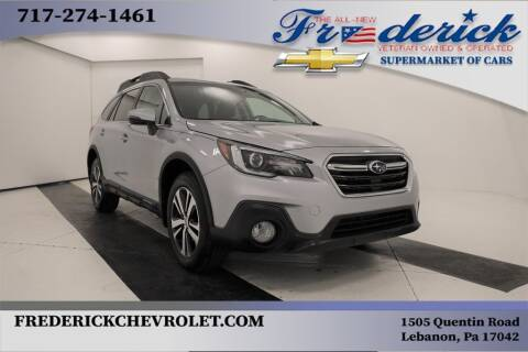 2019 Subaru Outback for sale at Lancaster Pre-Owned in Lancaster PA