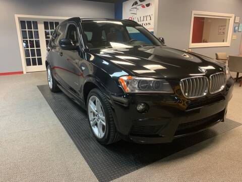 2014 BMW X3 for sale at Quality Autos in Marietta GA