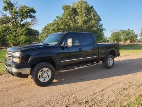 2006 Chevrolet Silverado 2500HD for sale at TNT Auto in Coldwater KS