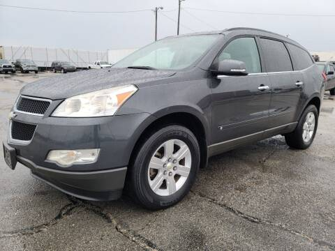 2010 Chevrolet Traverse for sale at ZNM Motors in Irving TX