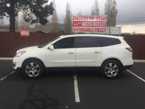 2013 Chevrolet Traverse for sale at Flagstaff Auto Outlet in Flagstaff AZ