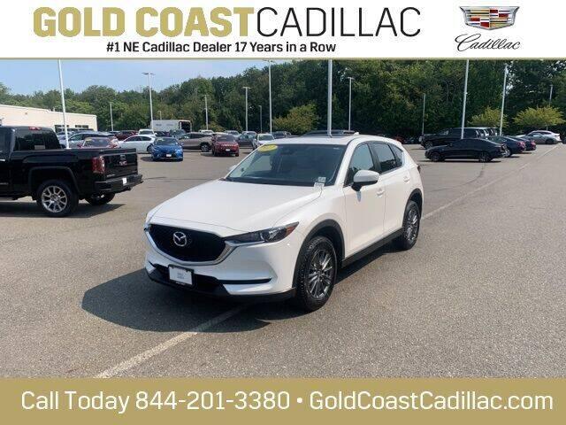 2017 Mazda CX-5 for sale at Gold Coast Cadillac in Oakhurst NJ