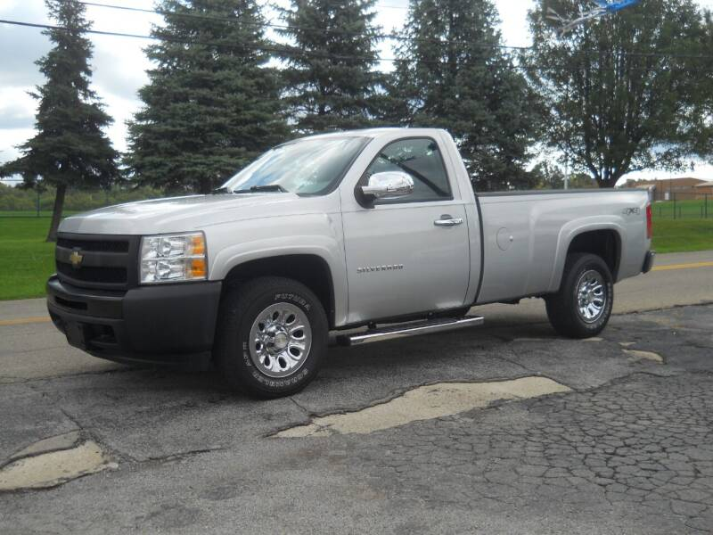 2011 Chevrolet Silverado 1500 for sale at Hern Motors - 111 Hubbard Youngstown Rd Lot in Hubbard OH