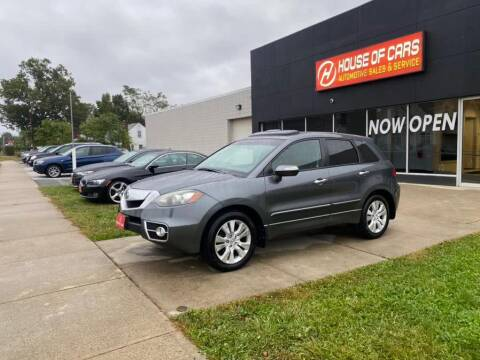 2011 Acura RDX for sale at HOUSE OF CARS CT in Meriden CT