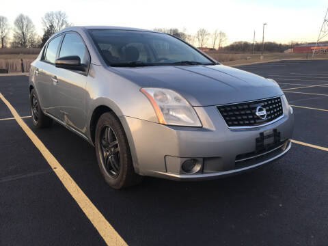 2008 Nissan Sentra for sale at Quality Motors Inc in Indianapolis IN