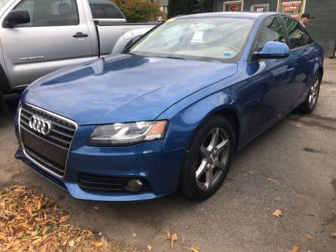 2009 Audi A4 for sale at Connecticut Auto Wholesalers in Torrington CT