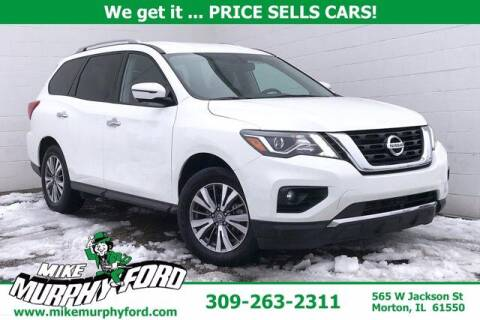 2020 Nissan Pathfinder for sale at Mike Murphy Ford in Morton IL