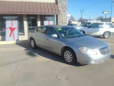 2007 Buick Lucerne for sale at NORTHWEST MOTORS in Enid OK