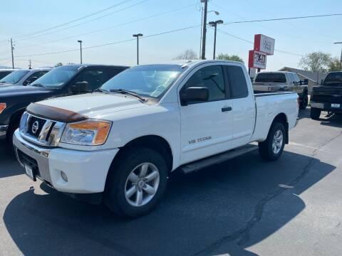 2014 Nissan Titan for sale at Auto Image Auto Sales Chubbuck in Chubbuck ID