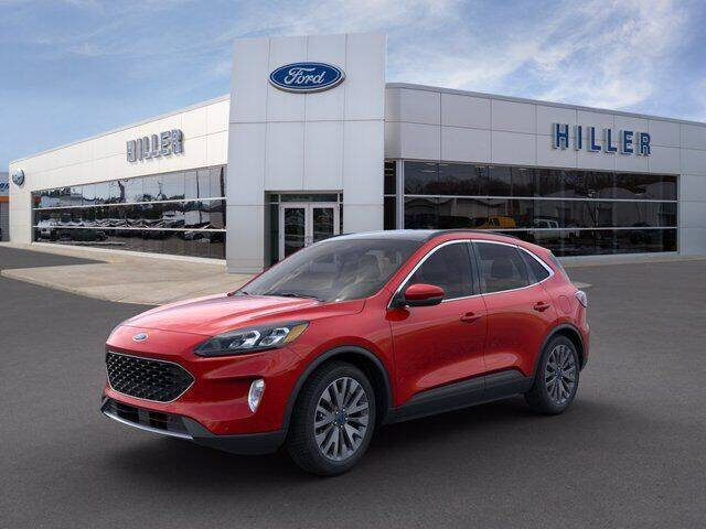 2021 Ford Escape Hybrid for sale in Franklin, WI