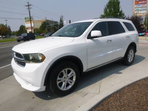 2013 Dodge Durango for sale at Ideal Cars and Trucks in Reno NV