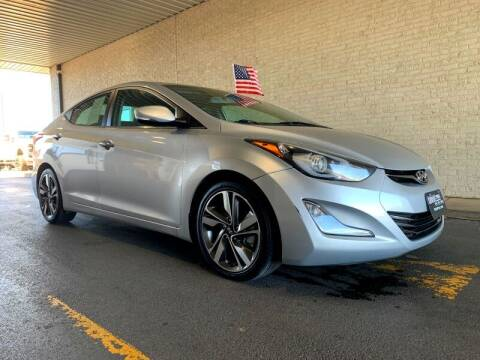 2015 Hyundai Elantra for sale at DRIVEPROS® in Charles Town WV