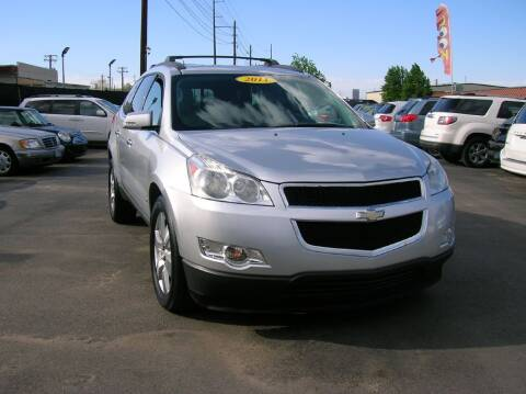 2011 Chevrolet Traverse for sale at Avalanche Auto Sales in Denver CO