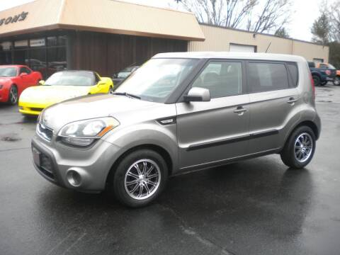 2013 Kia Soul for sale at Houser & Son Auto Sales in Blountville TN