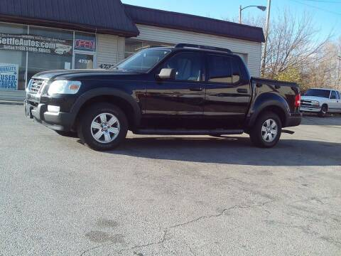 2009 Ford Explorer Sport Trac for sale at Settle Auto Sales TAYLOR ST. in Fort Wayne IN