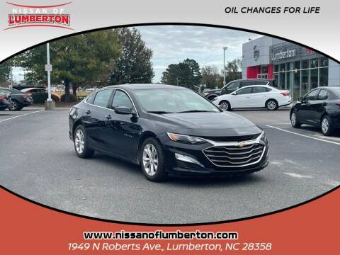 2019 Chevrolet Malibu for sale at Nissan of Lumberton in Lumberton NC