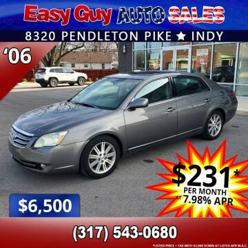 2006 Toyota Avalon for sale at Easy Guy Auto Sales in Indianapolis IN