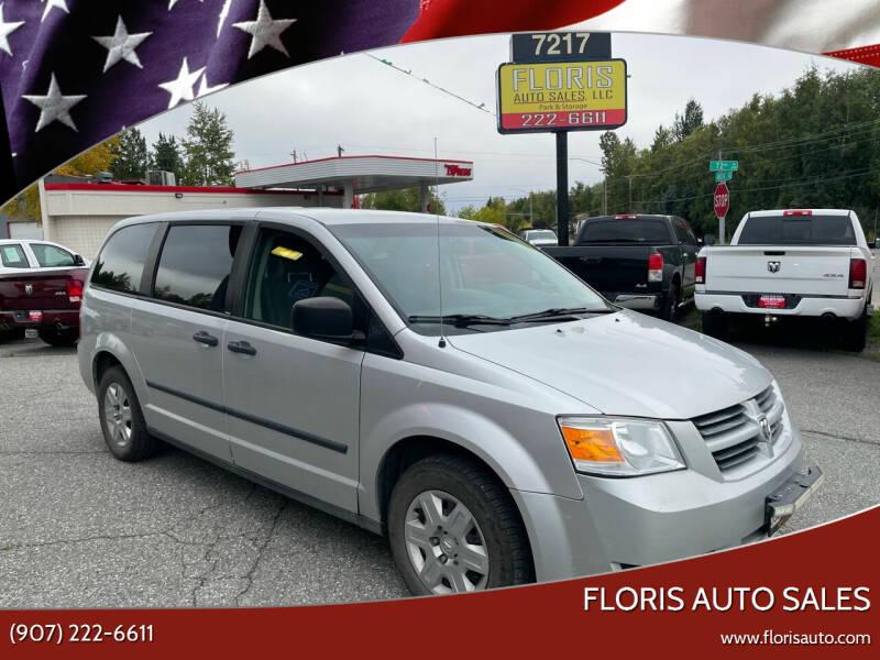 2008 Dodge Grand Caravan for sale at FLORIS AUTO SALES in Anchorage AK
