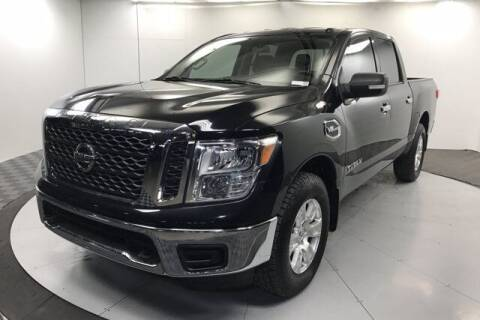 2017 Nissan Titan for sale at Stephen Wade Pre-Owned Supercenter in Saint George UT