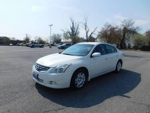 2011 Nissan Altima for sale at AMERICAR INC in Laurel MD