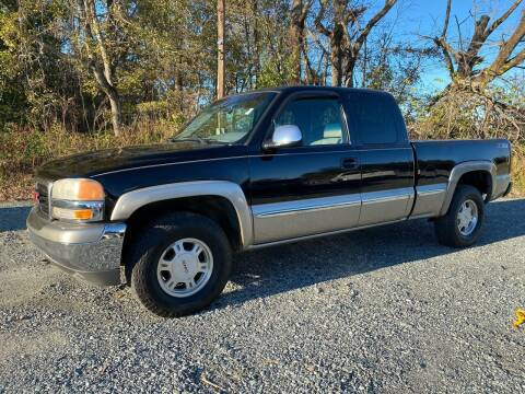 2000 GMC Sierra 1500 for sale at Charlie's Used Cars in Thomasville NC