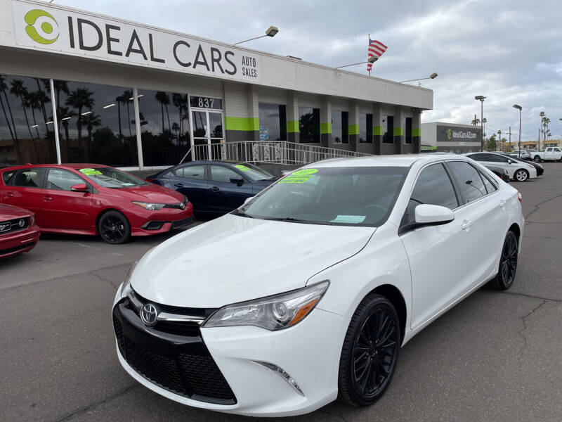 2017 Toyota Camry for sale at Ideal Cars Atlas in Mesa AZ