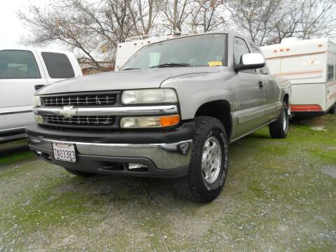 1999 Chevrolet Silverado 1500 for sale at Mountain Auto in Jackson CA