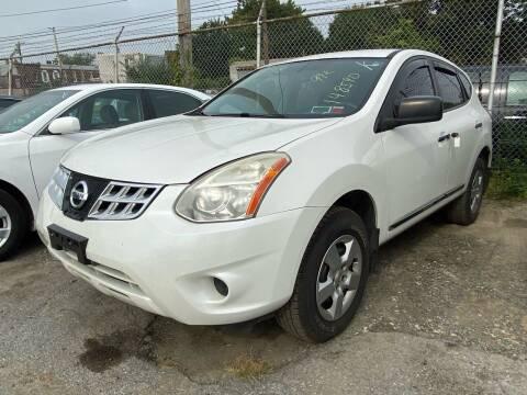 2011 Nissan Rogue for sale at Philadelphia Public Auto Auction in Philadelphia PA