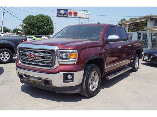 2014 GMC Sierra 1500 for sale at Monthly Auto Sales in Fort Worth TX