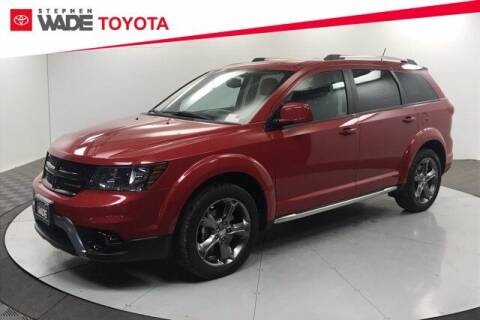 2017 Dodge Journey for sale at Stephen Wade Pre-Owned Supercenter in Saint George UT