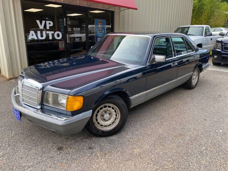 1985 Mercedes-Benz 380-Class for sale at VP Auto in Greenville SC