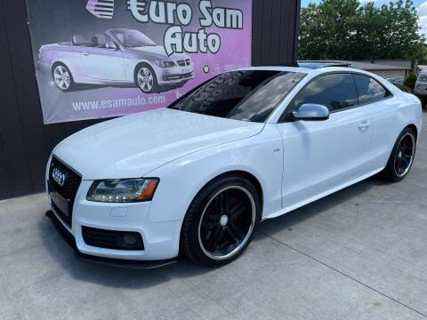 2011 Audi S5 for sale at Euro Auto in Overland Park KS