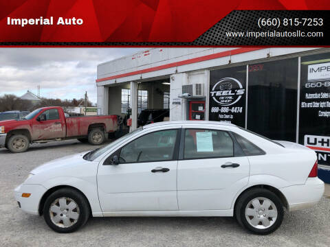 2007 Ford Focus for sale at Imperial Auto of Marshall in Marshall MO
