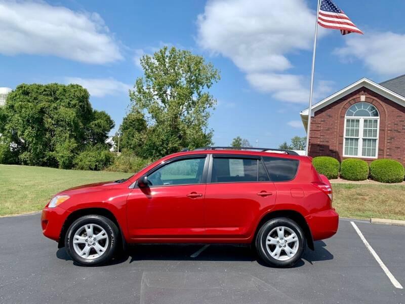 2012 Toyota RAV4 for sale at HillView Motors in Shepherdsville KY
