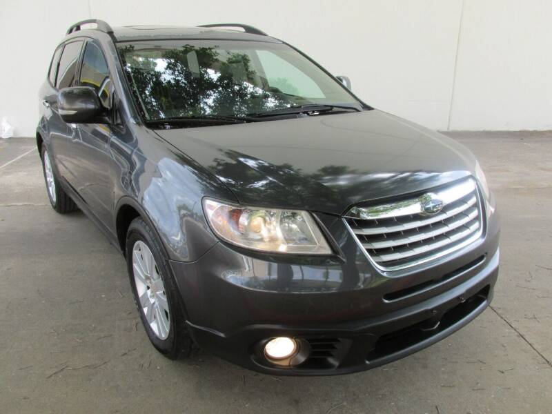 2008 Subaru Tribeca for sale at QUALITY MOTORCARS in Richmond TX