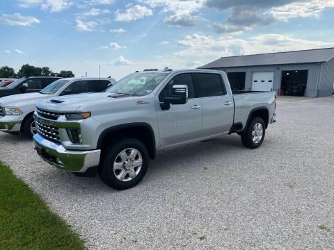 2021 Chevrolet Silverado 2500HD for sale at Burtle Motors in Auburn IL