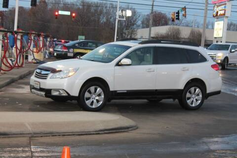 2010 Subaru Outback for sale at KEEN AUTOMOTIVE in Clarksville TN
