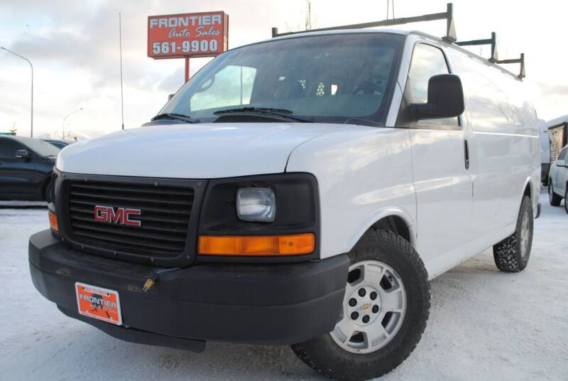 2005 GMC Savana Cargo for sale at Frontier Auto & RV Sales in Anchorage AK