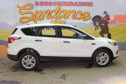 2019 Ford Escape for sale at Sundance Chevrolet in Grand Ledge MI
