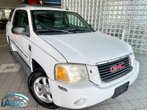 2004 GMC Envoy XUV for sale at iAuto in Cincinnati OH