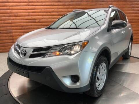 2014 Toyota RAV4 for sale at Dixie Motors in Fairfield OH