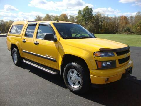 2005 Chevrolet Colorado for sale at MIKES AUTO CENTER in Lexington OH