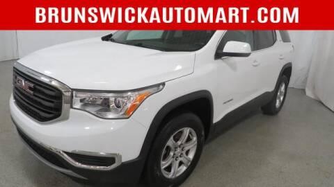 2019 GMC Acadia for sale at Brunswick Auto Mart in Brunswick OH